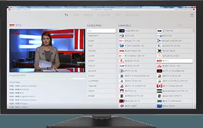 NimiTV Shqip TV App ne PC/Windows
