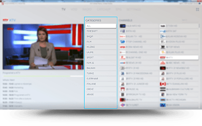 NimiTV Shqip TV App ne PC/Windows